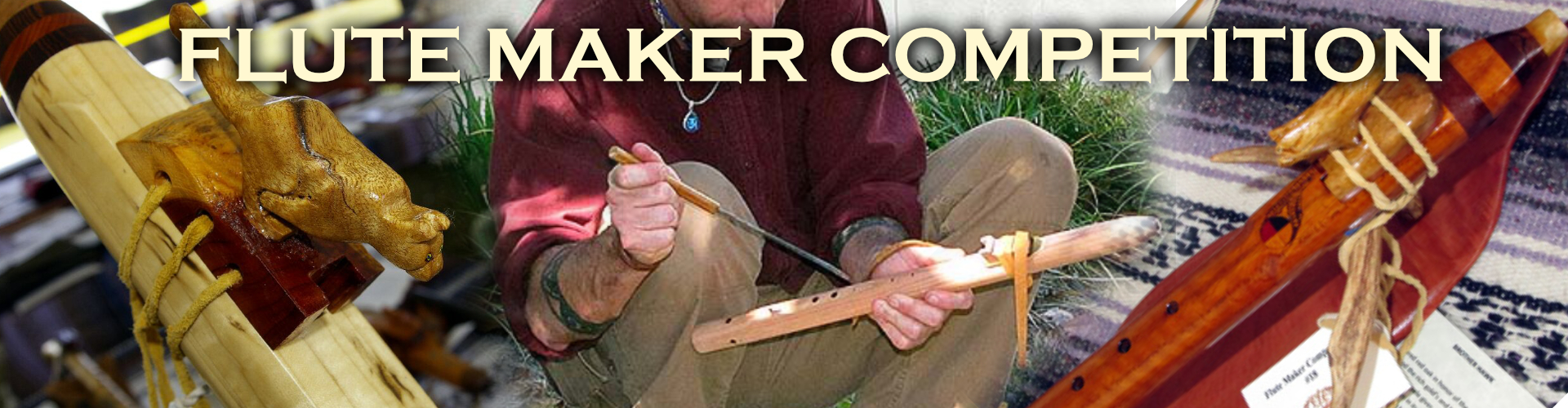 Flute Makers Competition Header