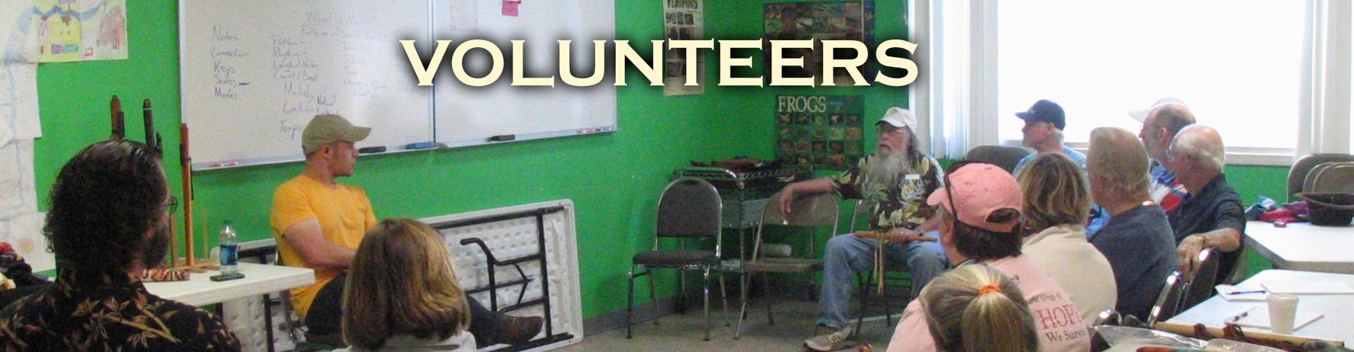 Musical Echoes Volunteers
