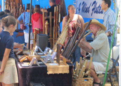 2017 Archive Photo Musical Echoes Flute Festival