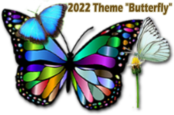 2022 Butterfly Theme